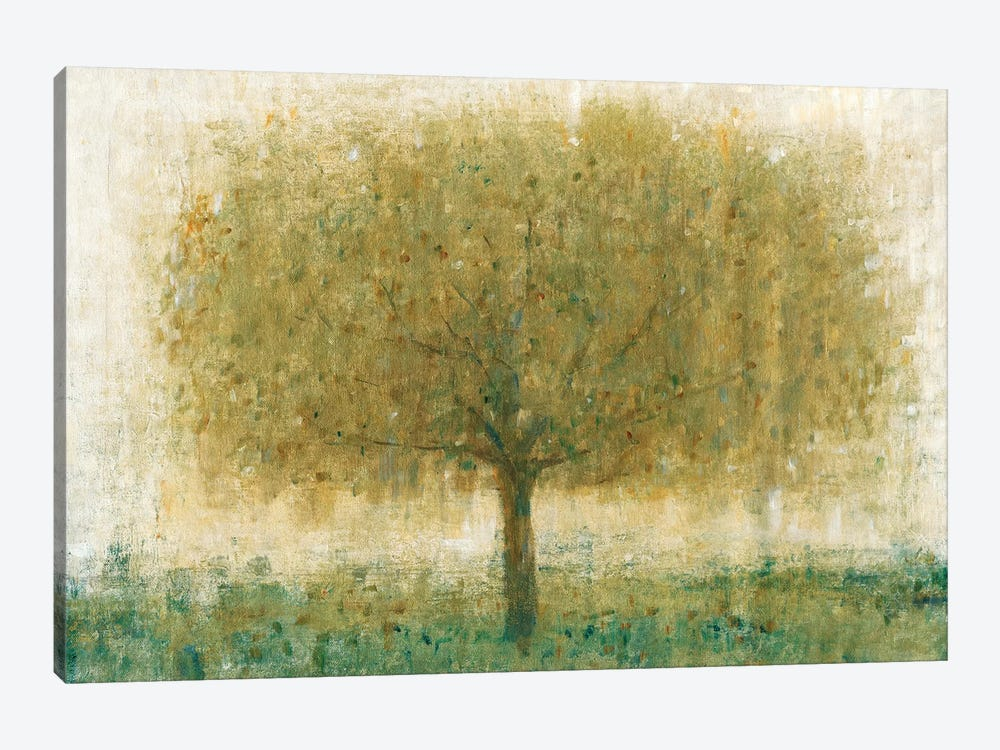 Summer Day Tree I by Tim OToole 1-piece Canvas Art Print