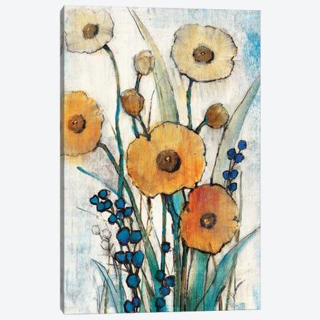 Spring Joy I Canvas Print #TOT171} by Tim OToole Canvas Art Print