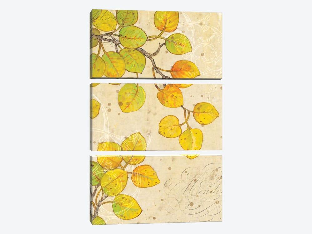 Turning II by Tim OToole 3-piece Canvas Art Print