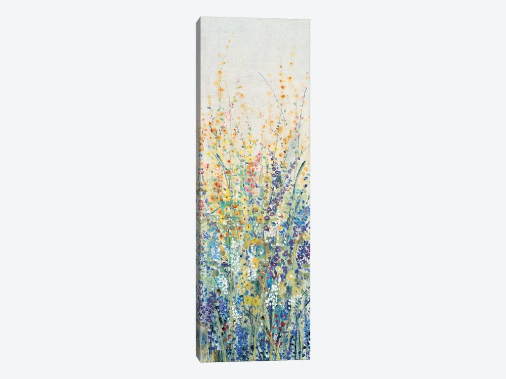Wildflower Panel I by Tim O'Toole 1-piece Canvas Wall Art
