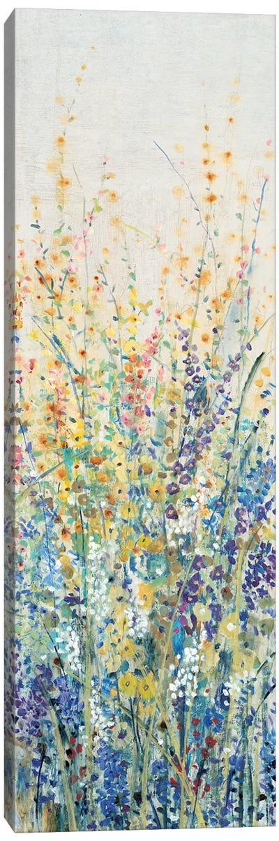 Wildflower Panel I Canvas Art Print