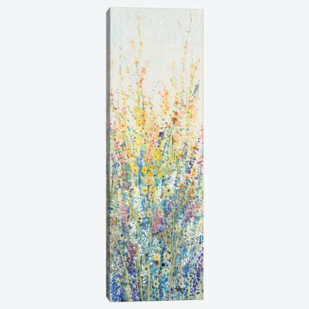 Wildflower Panel II Canvas Print #TOT178} by Tim O'Toole Canvas Print