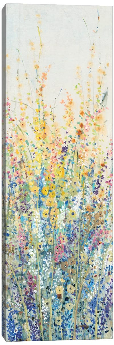 Wildflower Panel II Canvas Art Print