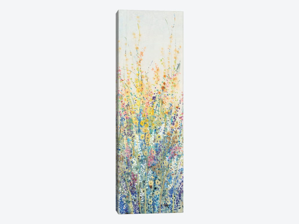 Wildflower Panel II by Tim O'Toole 1-piece Canvas Print