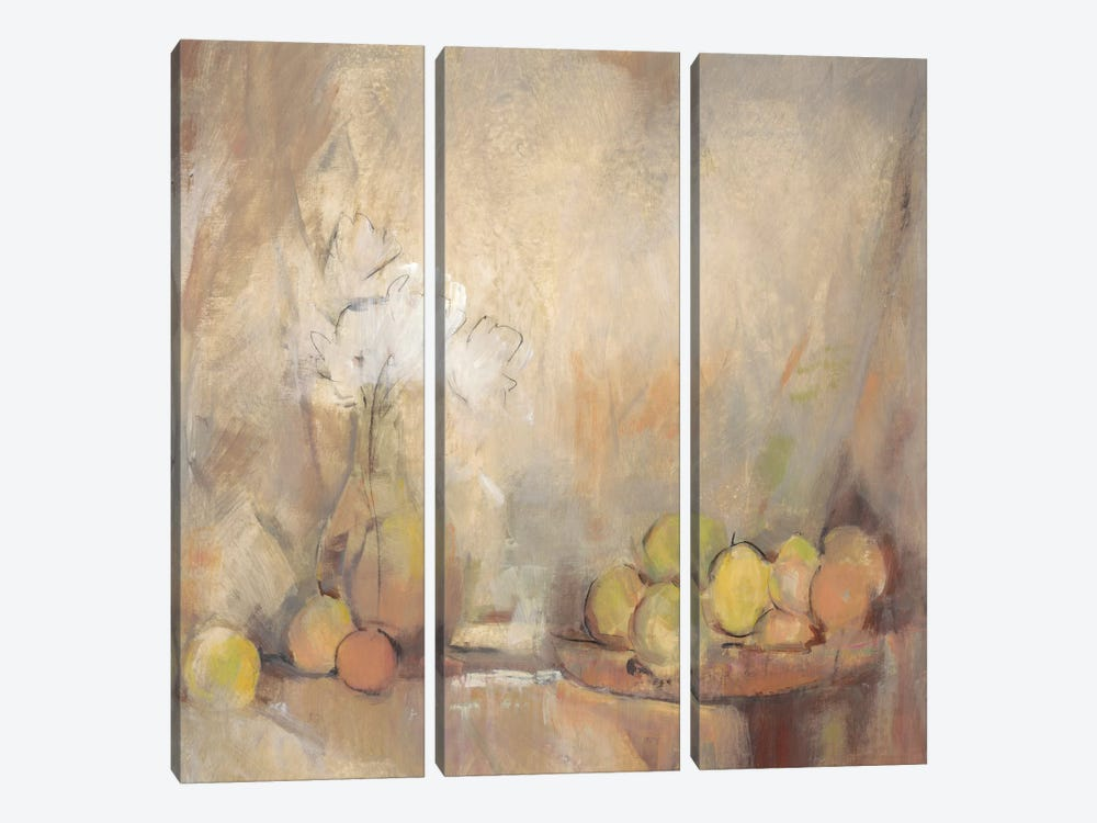 A Moment Of Study by Tim OToole 3-piece Canvas Wall Art