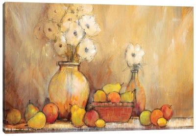 Minimalist Still Life Study II Canvas Art Print