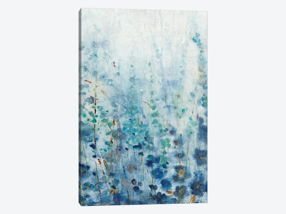 Misty Blooms I by Tim O'Toole 1-piece Canvas Wall Art