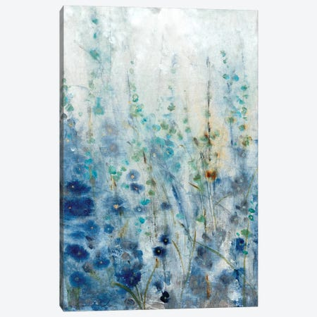 Misty Blooms II Canvas Print #TOT203} by Tim OToole Canvas Art Print