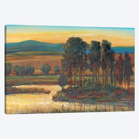 Open Inlet II Canvas Print #TOT209} by Tim OToole Art Print