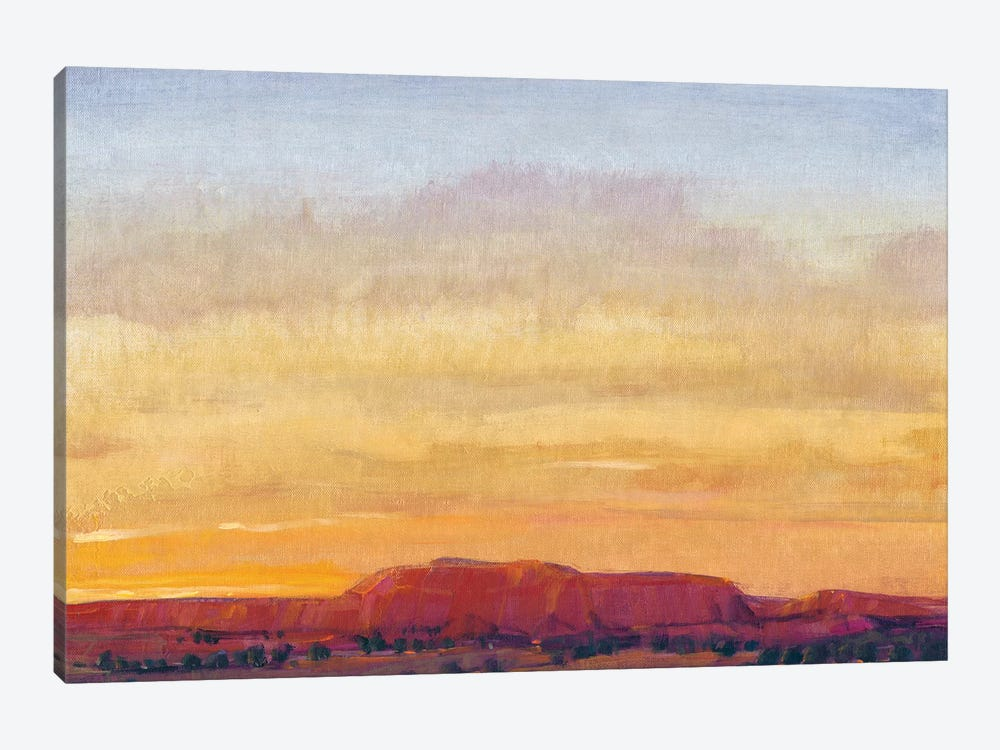Red Rocks II by Tim O'Toole 1-piece Canvas Wall Art