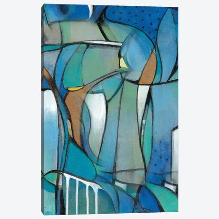 Rose Bud I Canvas Print #TOT218} by Tim OToole Canvas Artwork