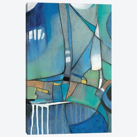 Rose Bud II Canvas Print #TOT219} by Tim OToole Canvas Art
