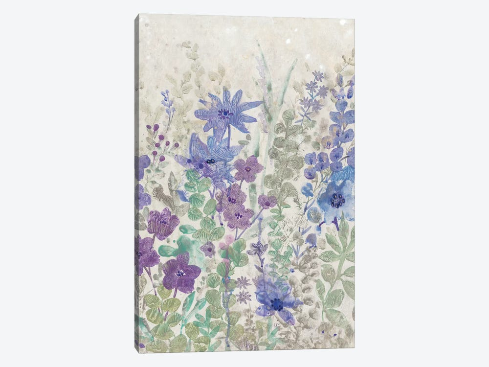 A Splash Of Flowers II by Tim O'Toole 1-piece Canvas Artwork