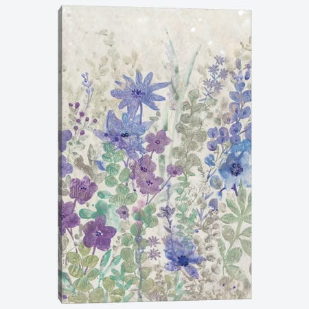 A Splash Of Flowers II 3-Piece Canvas #TOT233} by Tim OToole Canvas Art