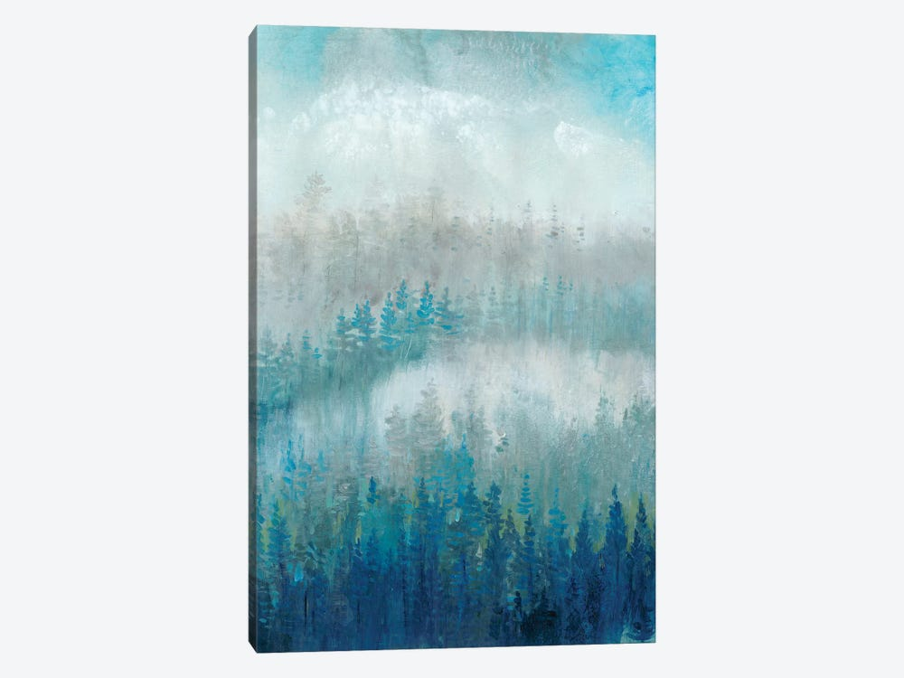 Above The Mist II by Tim OToole 1-piece Canvas Wall Art