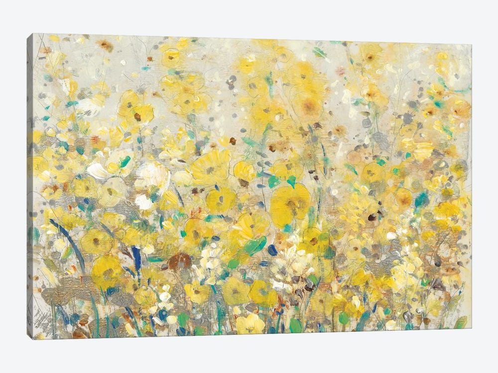 Cheerful Garden I by Tim O'Toole 1-piece Art Print