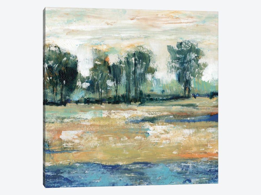 Blue Shade I by Tim OToole 1-piece Canvas Art