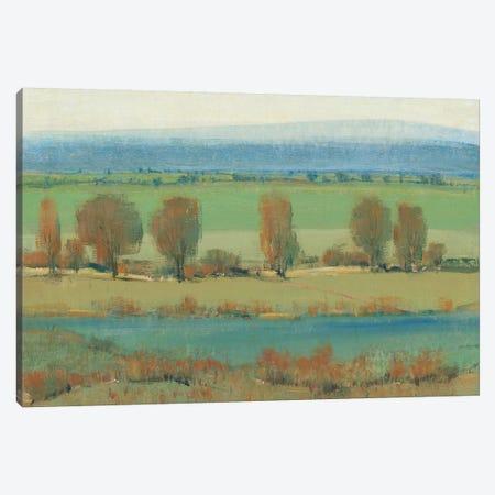 Flat Terrain I Canvas Print #TOT246} by Tim OToole Canvas Wall Art
