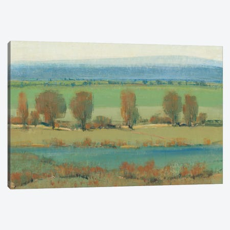 Flat Terrain I Canvas Print #TOT246} by Tim O'Toole Canvas Wall Art