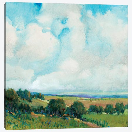 Looming Clouds I Canvas Print #TOT254} by Tim OToole Canvas Art Print