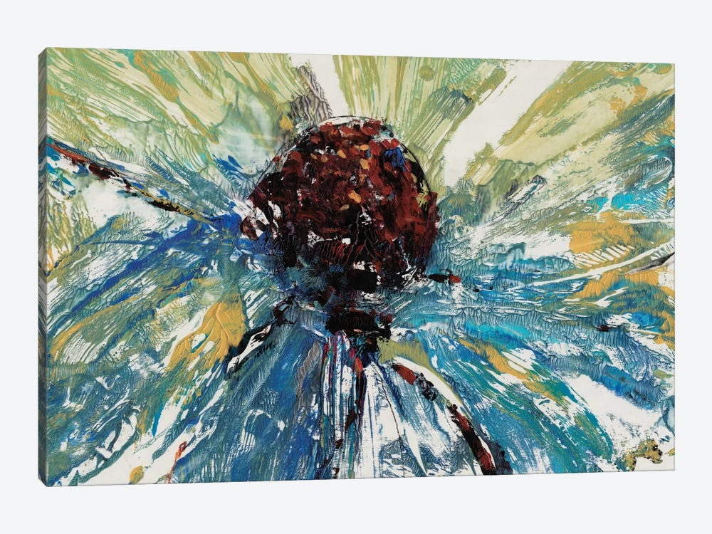 Blue Splash II by Tim O'Toole 1-piece Canvas Art Print