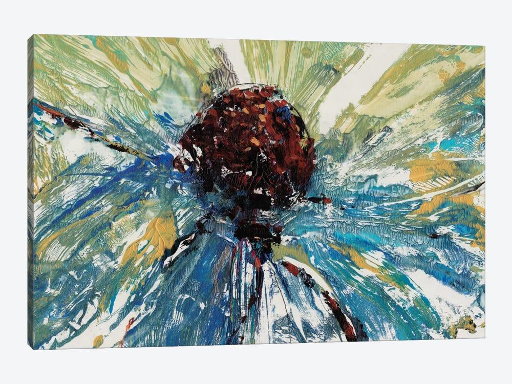 Blue Splash II by Tim OToole 1-piece Canvas Art Print