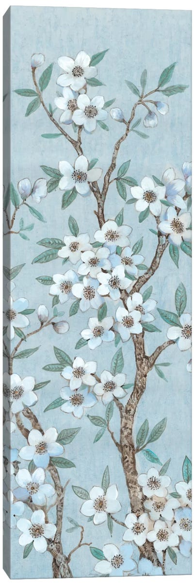 Branches Of Blossoms I Canvas Art Print