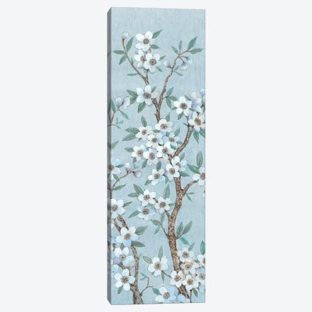 Branches Of Blossoms I Canvas Print #TOT27} by Tim OToole Canvas Wall Art