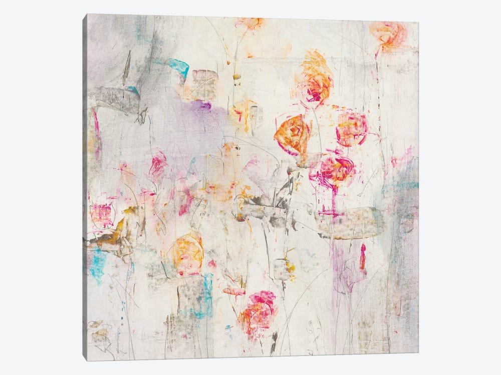 Spotted Garden II by Tim OToole 1-piece Canvas Art Print