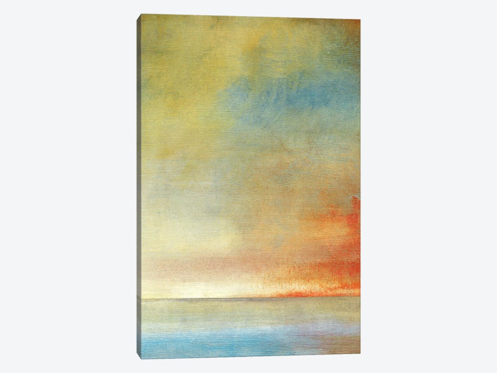 Tranquil II 1-piece Canvas Wall Art