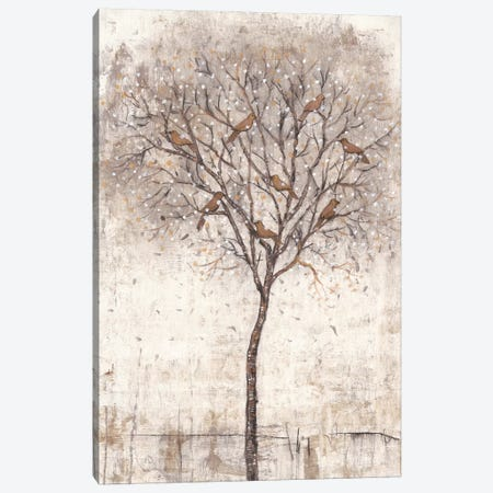 Tree Of Birds I Canvas Print #TOT296} by Tim OToole Canvas Art Print
