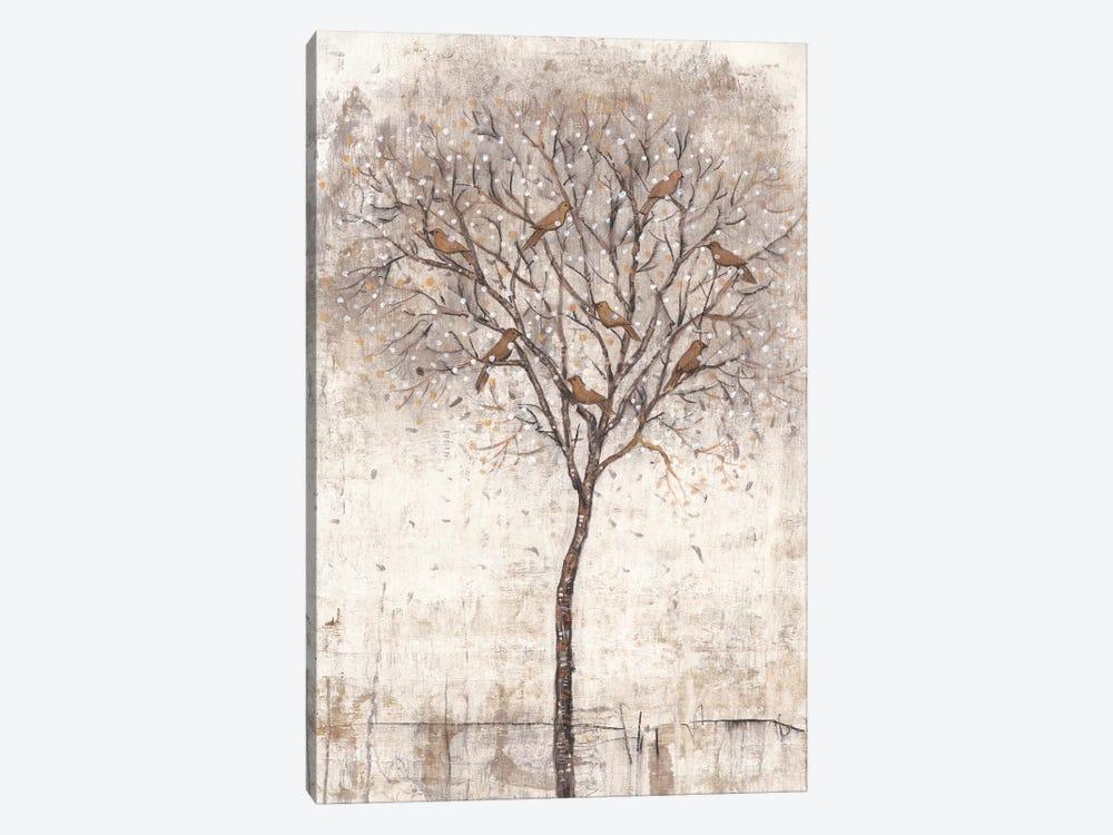 Tree Of Birds I by Tim OToole 1-piece Art Print