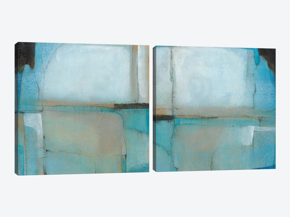 Celestial Diptych by Tim O'Toole 2-piece Canvas Art Print