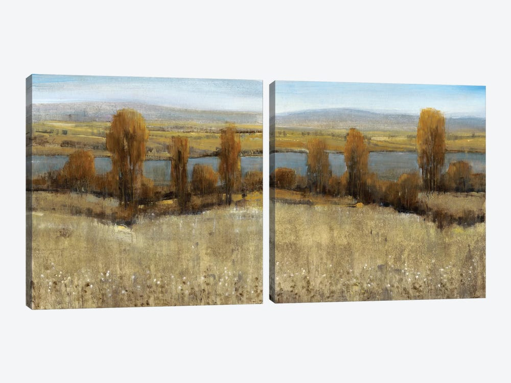 River Valley Diptych by Tim O'Toole 2-piece Art Print