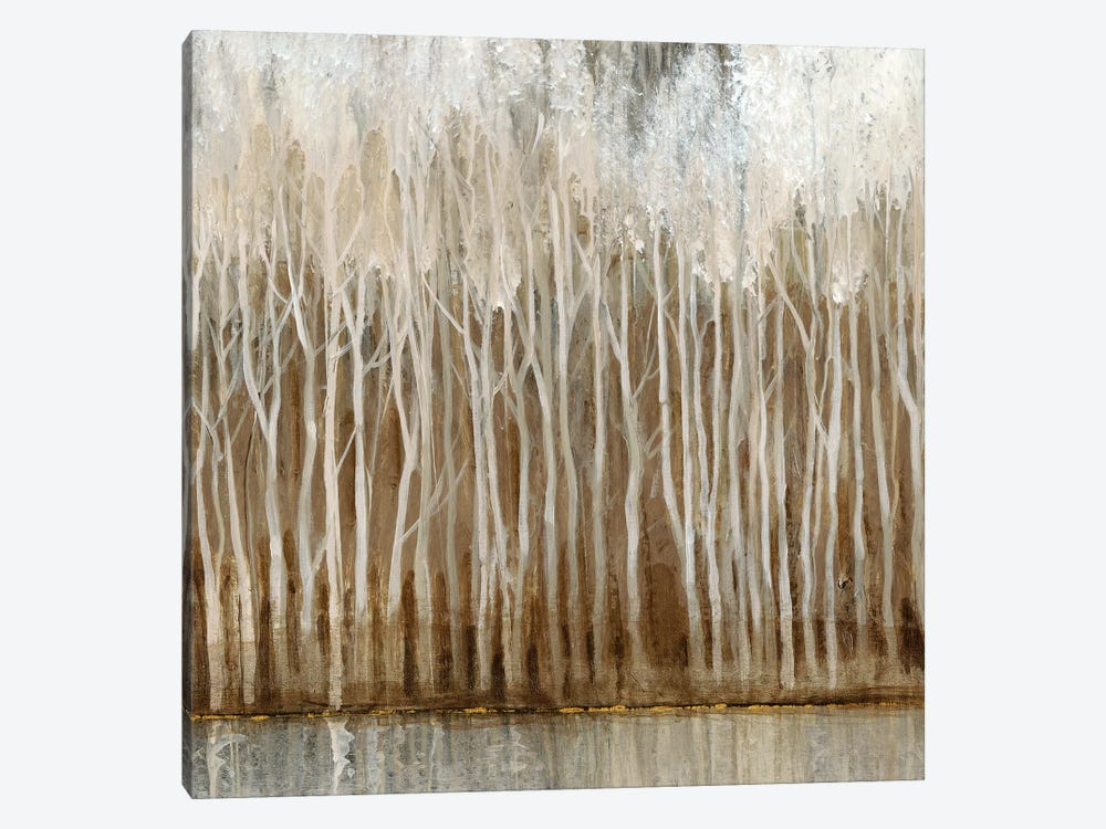 Whispering Trees II by Tim OToole 1-piece Canvas Artwork