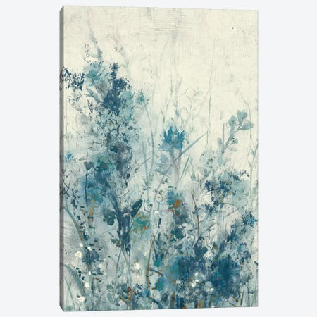 Blue Spring I 3-Piece Canvas #TOT312} by Tim OToole Art Print