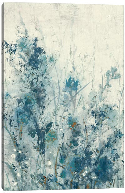 Blue Spring I Canvas Art Print