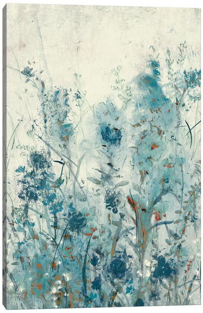 Blue Spring II Canvas Art Print