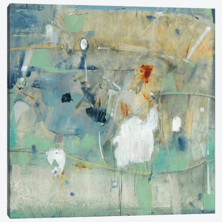 Clash I 3-Piece Canvas #TOT316} by Tim OToole Canvas Art