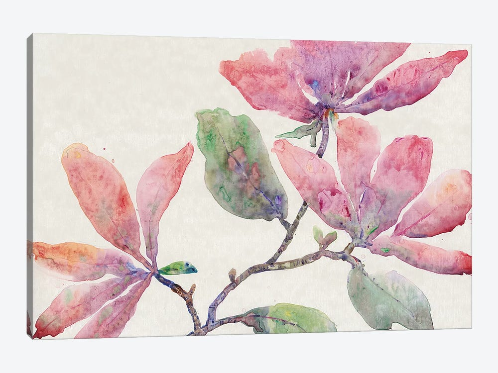 Flowering Branch I by Tim O'Toole 1-piece Art Print
