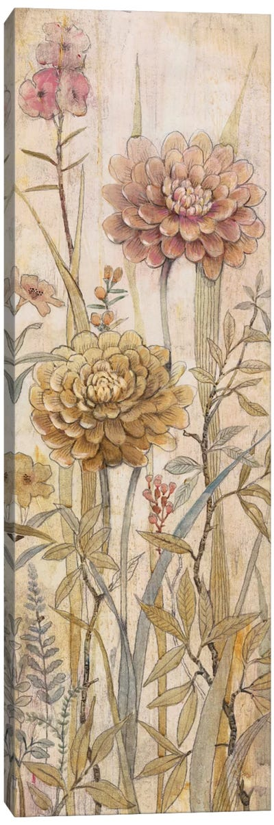 Floral Chinoiserie I Canvas Print #TOT33