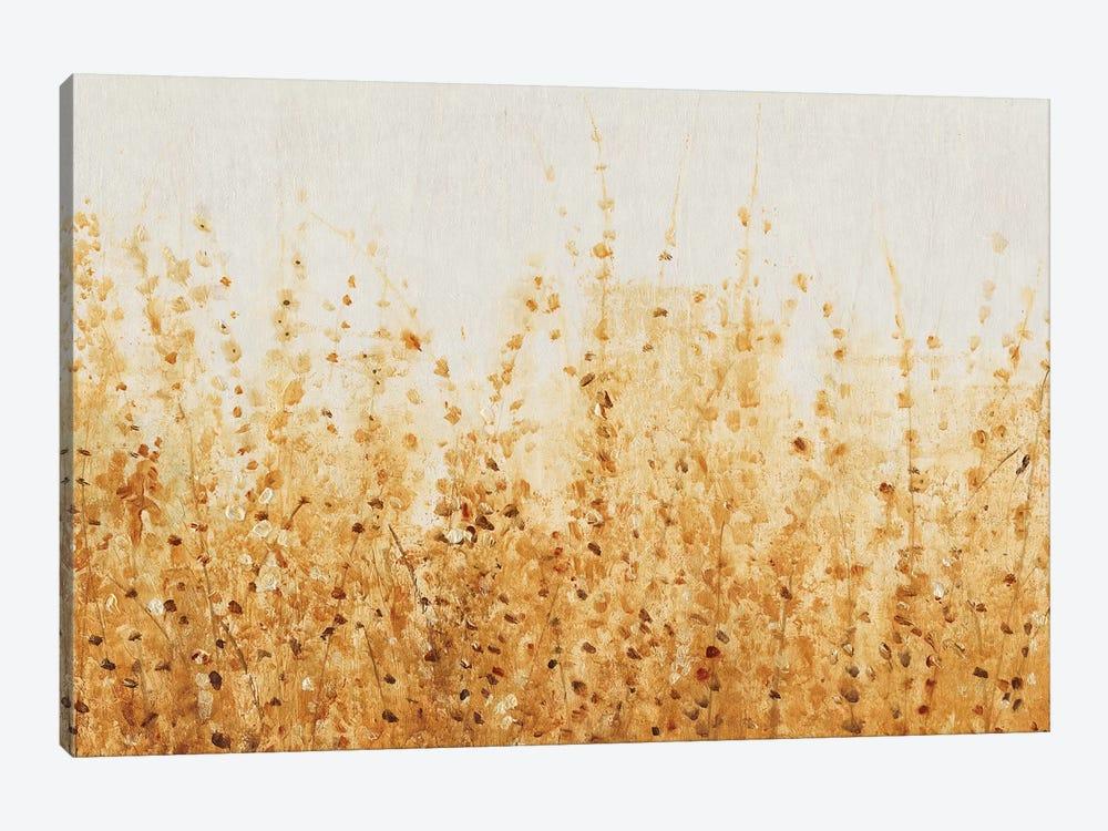 Ochre Fields II by Tim OToole 1-piece Canvas Art Print