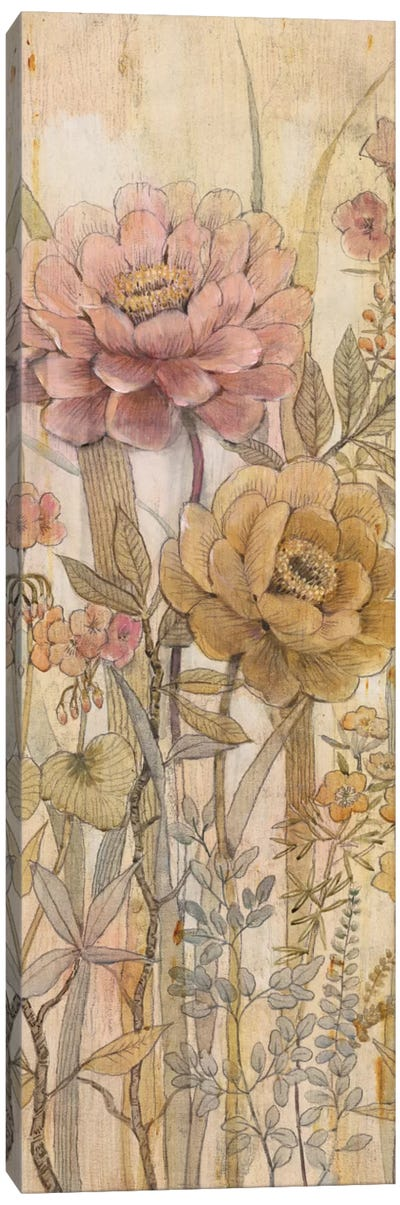 Floral Chinoiserie II Canvas Print #TOT34