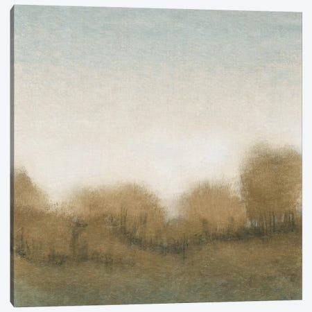 Golden Treeline I Canvas Print #TOT35} by Tim OToole Art Print