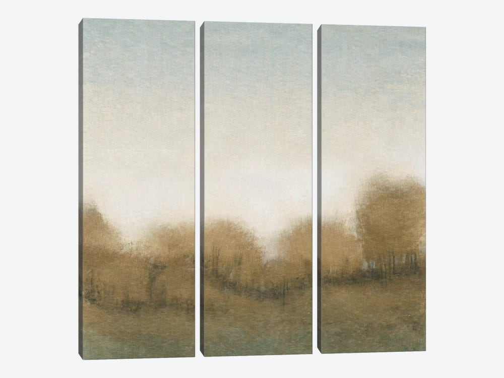 Golden Treeline I by Tim OToole 3-piece Art Print