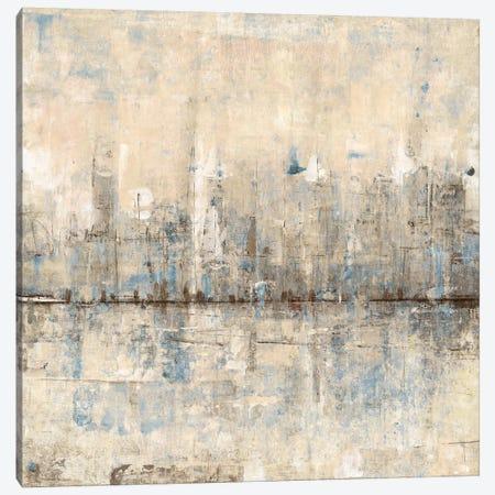Impressionist Skyline I Canvas Print #TOT37} by Tim OToole Canvas Print