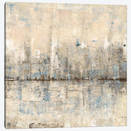 Impressionist Skyline I Canvas Print #TOT37} by Tim OToole Canvas Print