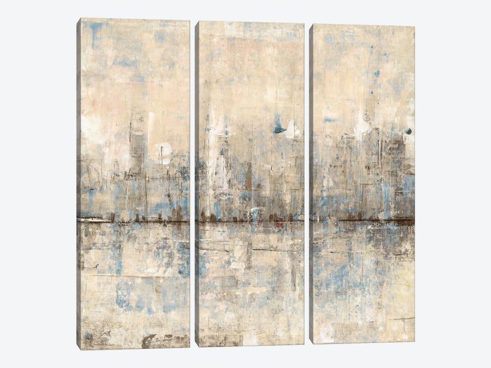 Impressionist Skyline I by Tim OToole 3-piece Art Print