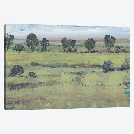 Horizon Time I Canvas Print #TOT380} by Tim OToole Canvas Art