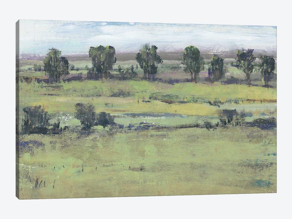 Horizon Time II by Tim OToole 1-piece Canvas Artwork